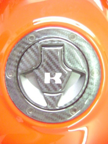 protetor bocal tanque kawasaki zx6 z750 zx10 er6n z800 z1000