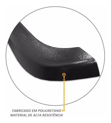 protetor borda lateral e tampa toyota hilux 2005 até 2015