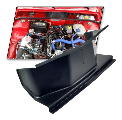 protetor caixa ventilacao sem ar volkswagen gol 1987 a 1994