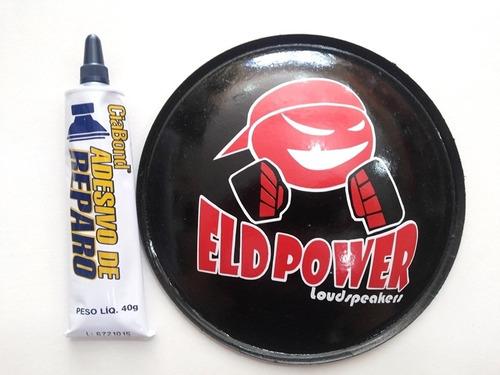 protetor calota p/ alto falante eld power 160mm + cola