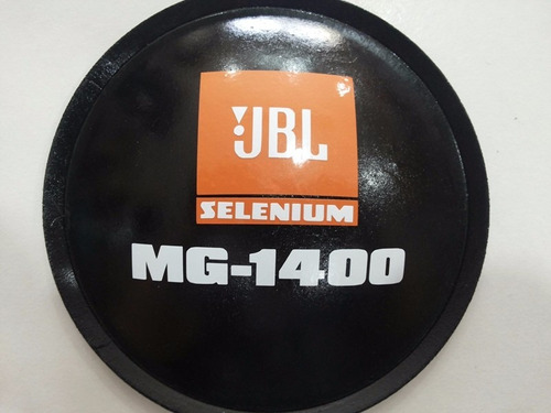 protetor calota p/ alto falante jbl selenium mg-1400 135mm