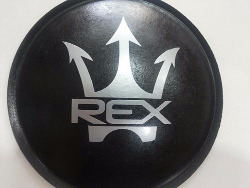 protetor calota para alto falante rex 130mm + cola