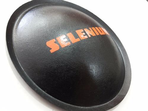 protetor calota para alto falante selenium 100mm