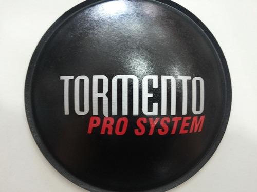 protetor calota para falante tormento pro system160mm + cola