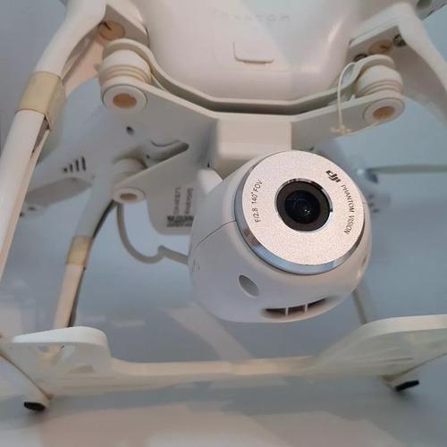 protetor camera gimbal dji phantom 2 vision 3 drone adv std
