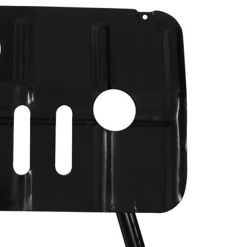 protetor carter i30 hatch 09 10 11 peito de aço tradicional