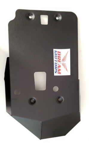 protetor carter motor em alumínio bmw f750gs 750 gs skydder