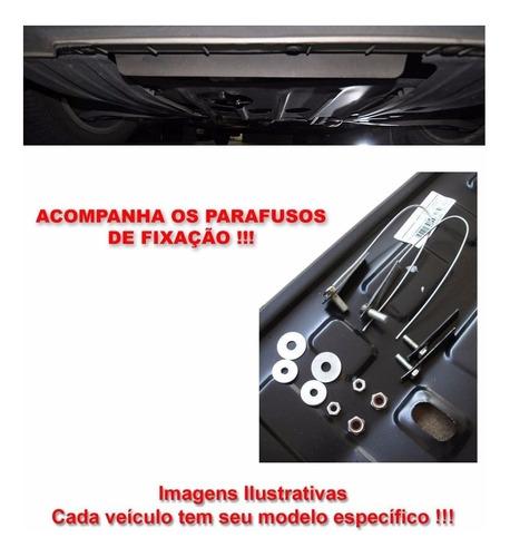 protetor carter peito aço onix joy activ efect 2012 a 2019