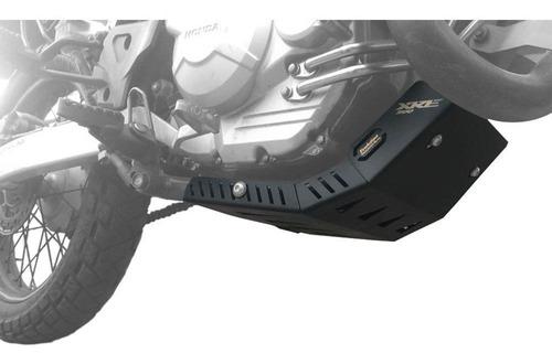 protetor carter preto aço evolution xre 300 2010 a 2019