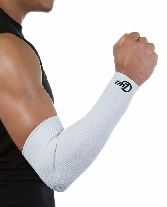 Protetor De Antebraço Longo Brac Branco Tamanho Unico - R  84 f4af530e06ebf