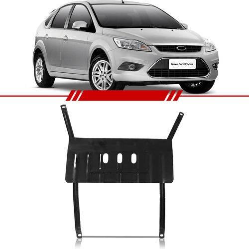 protetor de carter focus hatch sedan 01 até 08 peito de aço
