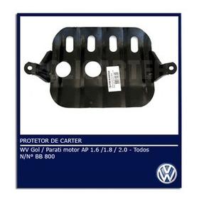 Protetor De Carter Gol G2 Motor Ap 1.6 1.8 2.0 Tradicional