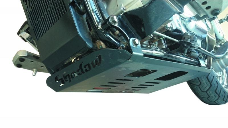 Protetor De Cárter Honda Shadow 750 2004 / 2016. Carregando Zoom.