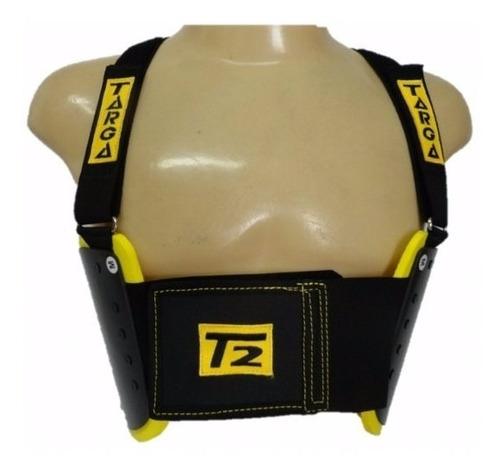 protetor de costelas targa t2 - uso em kart