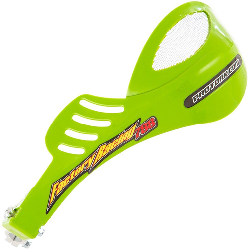 protetor de mão 788 pro tork motocross off road verde