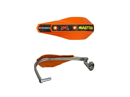 protetor de mão moto  master & cia - guidão 22/28/33 mm