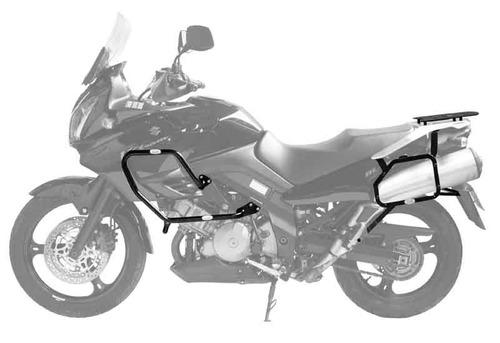 protetor de motor / carenagem suzuki vstrom 1000cc scam