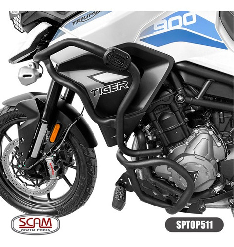 protetor de motor carenagem tiger900 2020+ sptop511 scam