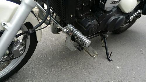 protetor de motor pernas dafra horizon 250 dalavas 004222