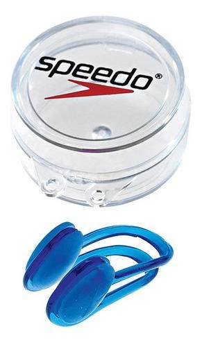 protetor de nariz nose clip speedo / azul
