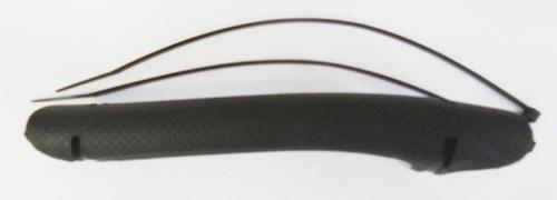 protetor de quadro bike speed / mtb emborrachado preto.
