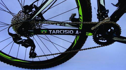 protetor de quadro personalizado em neoprene bike sodbike