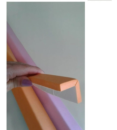 protetor de quina bs025 moveis cantoneira adesivo berco bebe