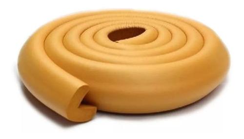 protetor de quina rolo com 2 metros cor ocre