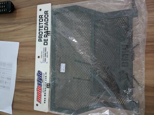 protetor de radiador  bmw s1000rr/s1000rx (2008- 2018)
