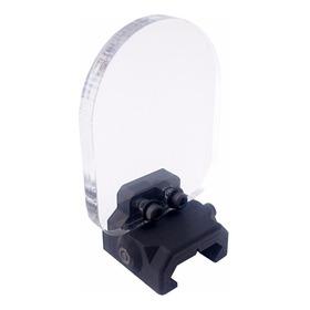 Protetor De Red Dot Mira Telescopica Trilho 20mm Lente 6mm