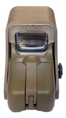 protetor de reddot eotech airsoft lente 4mm premium