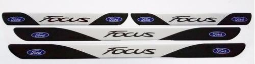 protetor de soleira resinada ford focus 2013 2014 2015 2016