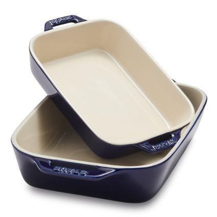 protetor de travessas prana 3pçs - azul - pg41