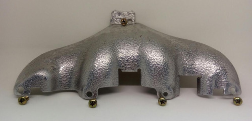 protetor defletor calor coletor escape astra/zafira/vectra