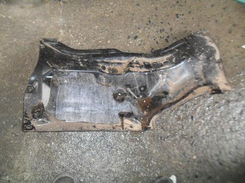 protetor do motor hr ano 2012 parafusado no assoalho hr
