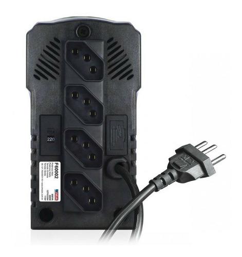 protetor eletrônico estabiliza 500va bivolt 220v /110v