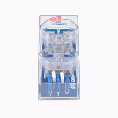 protetor energia clamper 2 tomadas surtos e raios dps