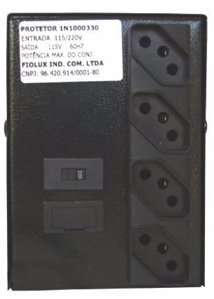 protetor estabilizador 2000va 2kva bivolt * (110 / 220v ) *