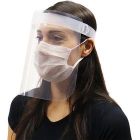 Protetor Facial - Face Shield- Adulto E Infantil  - 10 Uni.