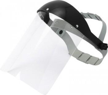 98a31785275a4 Protetor Facial 8 Polegadas Incolor Plastcor Material Epi - R  25,00 ...