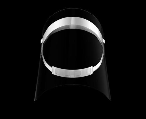protetor facial ft-faceshield faaftech pronta entrega