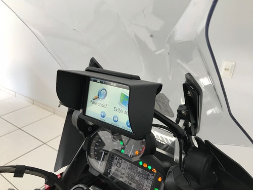 protetor gps navigator 5 - 6  moto bmw r 1200 gs