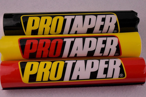 protetor guidão cross bar protaper 200mm esponja guidon