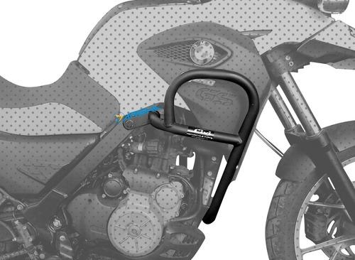 protetor lateral de carenagem e motor bmw g 650 gs g650gs