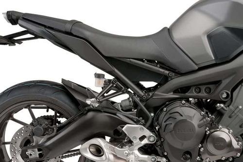 protetor lateral puig para freio traseiro yamaha mt-07