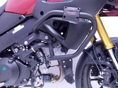 protetor motor carenagem c/pedaleiras suzuki vstrom 1000 14