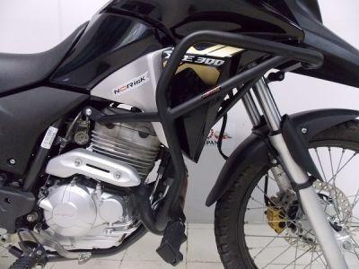 protetor motor carenagem honda xre 300 2010 a 2019 chapam