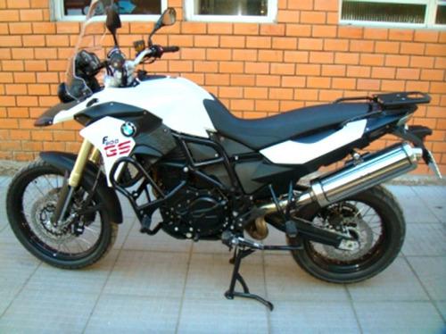 protetor motor perna carenagem f 800 gs bmw chapam 8209