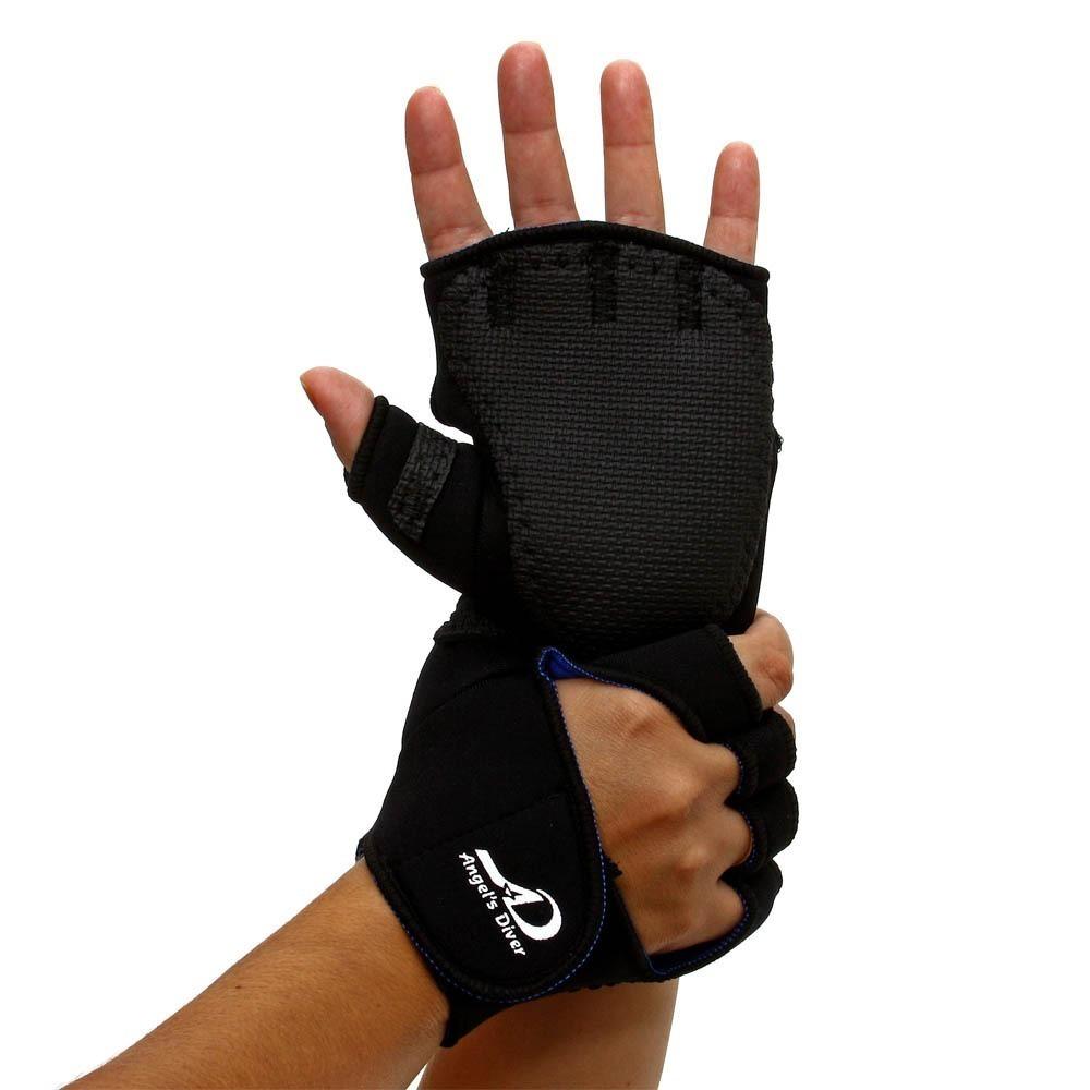 05c262772 protetor palmar com polegar luva musculação barata promoção! Carregando  zoom.