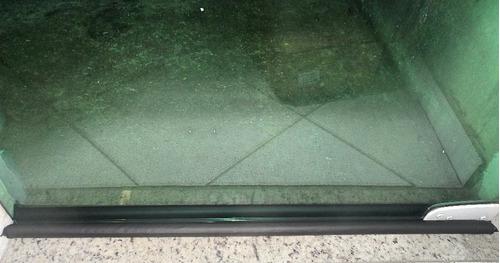protetor porta blindex rolinho duplo bloq.frio/calor/insetos